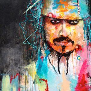 Jack Sparrow... Captain Jack Sparrow: SOLGT Pris: 6.800,-