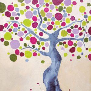 Olive tree 60 x 80 cm